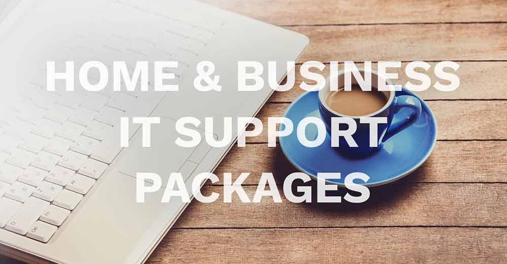 Business & Home User IT Support Packages by NECL