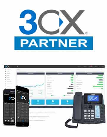 3CX Partner London - NECL