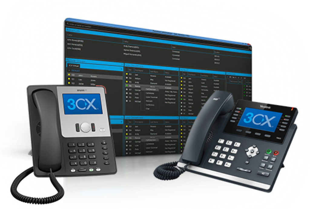 What are 3CX Phone Systems