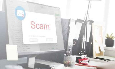 Avoid online scammers - NECL IT Blog