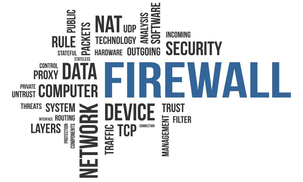 Firewall for business - IT Security