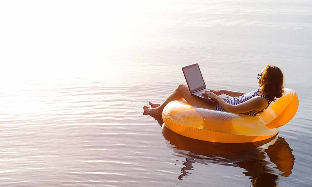 Remote Working Advice for Productivity - NECL Blog