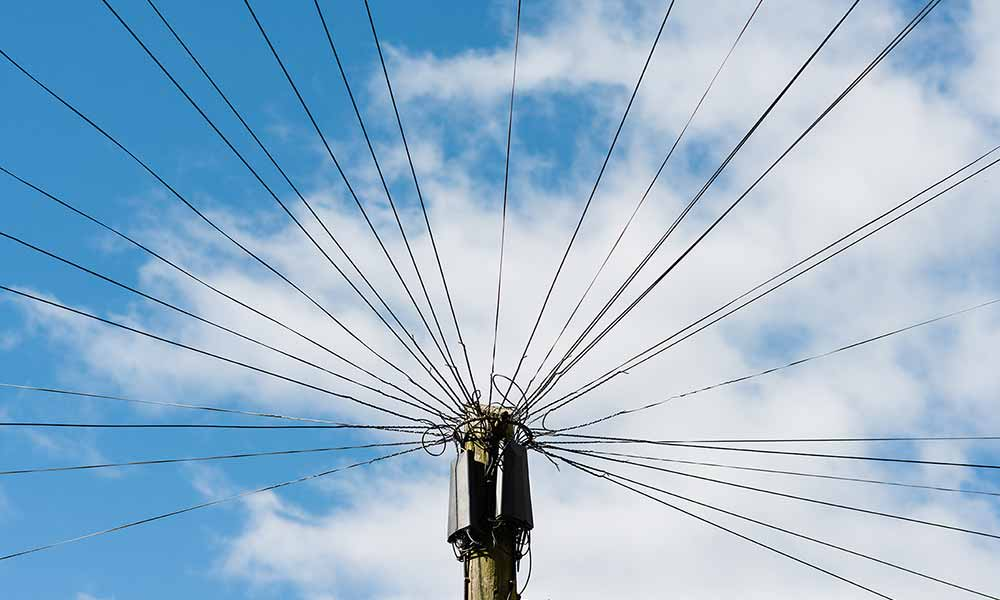 Switching off Copper PTSN Telephone Lines by 2025