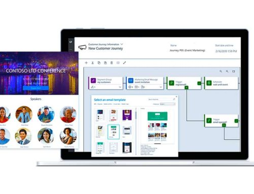 Microsoft Dynamics 365 Applications – Dynamics for Marketing