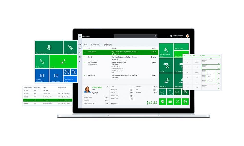 Microsoft Dynamics 365 - Retail
