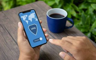 How to set up a VPN on holiday - NECL Blog