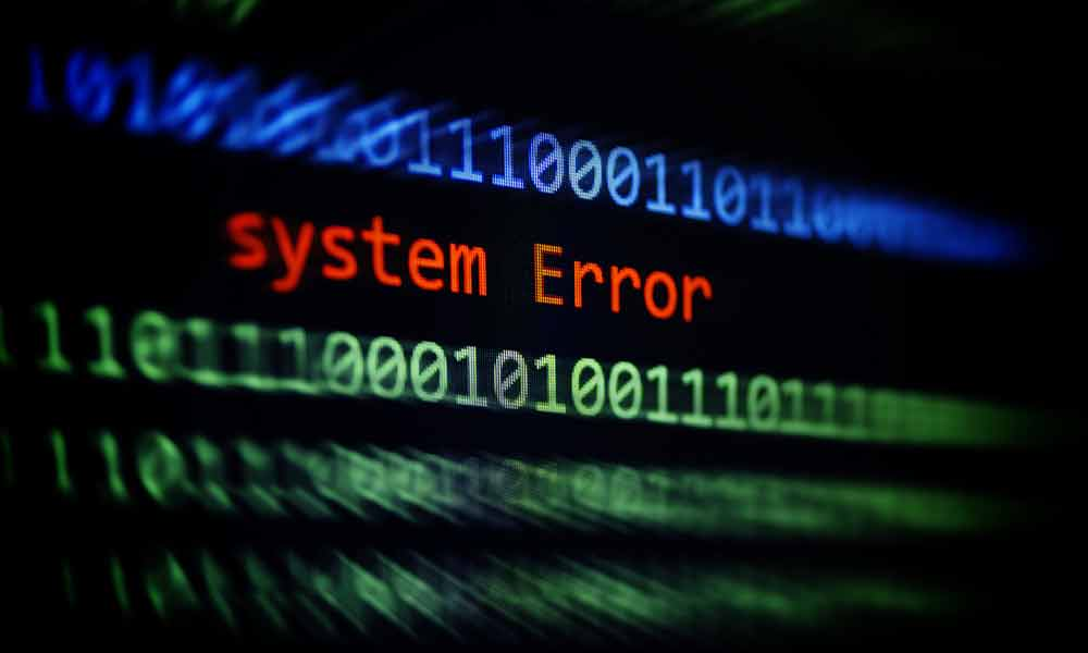 IT System Failure - The Biggest IT Failures of 2019